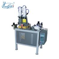 Quality Hwashi Iron Wire Butt Welding Machine Round Iron Ring Copper - Aluminum 25mm Stroke for sale