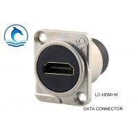 Buy HDMI 1.4  Digital Data Connector LC-HDMI-W Chrome Data Wire Connectors at wholesale prices