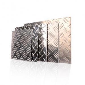 Quality High Tensile Strength Aluminium Checker Sheet Aluminum Tread Plate Aluminium Trays for sale