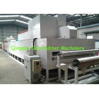 Rubber Vulcanised Hot Air Oven‎ Continuous Curing Tunnel Electricity Powered