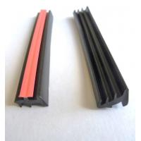 China OEM ODM Custom epdm/silicone extruded h shape epdm rubber seal strip on sale
