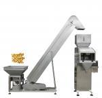 Quality Semi - Automatic Beans Granule Filling Machine 250W Electronic Measurement for sale