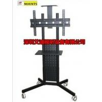 Quality TV mount lcd floor mobile stand  NEW STYLE  TV bracket lcd lift hot sale AD-180 for sale