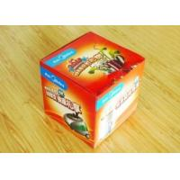 China colorful Custom Duplex Board Disposable Food Paper Packaging Boxes ZY-FO01 on sale