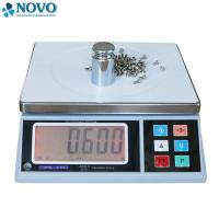 Quality 6 keys Digital Weighing Scale Rechargeable Battery Operated for sale