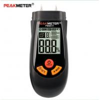 Timber Industry Environmental Meter High Sensitivity Probe Temperature Compensation Tester for sale