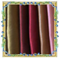 Quality 100% polyester taffeta fabric for sale