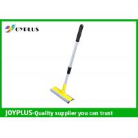 Quality PP Sponge Iron Material Window Cleaning Squeegee With Telescopic Handle for sale