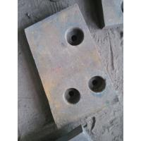 Quality Discharge Boom Chute White Iron Castings High Cr Hardness HRC58 for sale