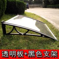 Buy PC door canopy DIY awning window porch door canopy Window Awnin at wholesale prices