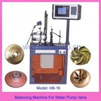 Balance Machine For Water Pump Impellers|Balance Machine|balancing machines for sale
