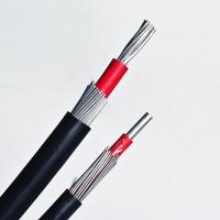 Quality 2 / 0 AWG Rf Flexible Coaxial Cable / Rg6 Coaxial Cable Aluminum Mesh Low Voltage for sale