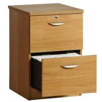 Quality Wood Vertical File Cabinet for sale