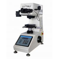 Quality 1kg Test Force Vickers Microhardness Tester with Built-in Printer , Micro Hardness Testers for sale