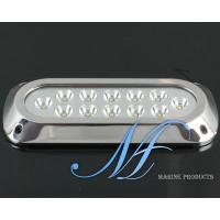 Quality Underwater LED Light for Bulkheads IP68 Waterproof (12X3W) 36W for sale