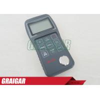 Quality MT150 High Accuracy NDT Instruments Steel Ultrasonic Thickness Gauge Meter Tester 0.75mm ~ 300mm for sale