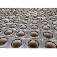 Gas Turbine Air Filter  Construction Industries Large Air Flow Synthetic