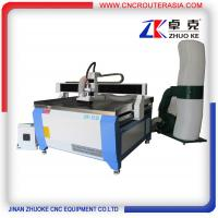China Hot sale CNC Router for metal wood for votagle 240V ZK-1212-2.2KW 1200*1200mm on sale