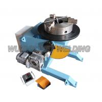 China Heavy Duty Flipping Tilt Automatic Welding Table Positioner on sale