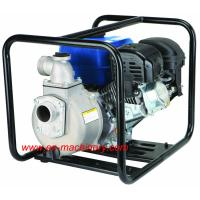 China Gasoline Engine Water Pump 5.5hp 50m Suction Head of Construction Tools on sale