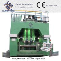 CNC header pipe drilling machine for boiler tube pipe for sale