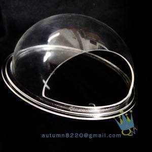 Quality Simple love acrylic fish jar for sale