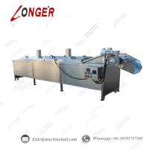 China Vegetable Blanching Machine|Potato Chips Blanching Machine|Automatic Potato Chips Cooking and Blanching Machine on sale