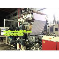 Quality plastic PVC marble sheet making machine for sale