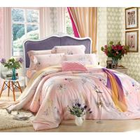Buy Embroidery Reactive Printed Home Bedding Sets , Home Bedding Comforter Sets at wholesale prices