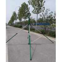 Buy hand Push-up Telescopic Mast 3--18m telescopic antenna towers and light weight antenna mast  mobile antenna at wholesale prices