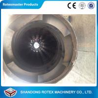 Biomass Rotary Drum Wood Pellet Dryer Equipment with 12 months Warranty for sale