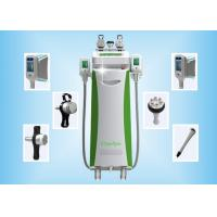 Quality Multifunction RF Cavitation Cryolipolysis Slimming Machine Fat Freeze Cool Sculpturing for sale