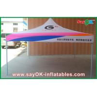 Quality Gazebo Steel Frame Folding Tent Outdoor Wedding Pop Up Canopy 420D Oxford Cloth for sale