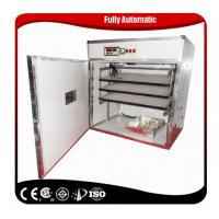 Quality Small Fully Automatic Chicken Egg Incubator Hatching Machine for sale