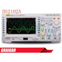 Quality 100mhz 2 Gsa / S Electronic Measuring Device Digital Oscilloscopes 2 Channels for sale