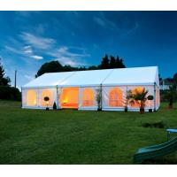 Quality Clear Span Marquee Wedding Tent For Elegant Celebration Activity Event TUV for sale
