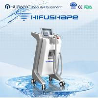 China New technology hifu slimming treatments with best price HIFUSHAPE Weight Loss Body Shaping Machine on sale