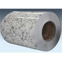 Buy Cold Rolled Laminated PET Film Metal Sheet Coated Aluminum Width 1350 mm at wholesale prices