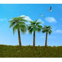 Buy cheap Brass Etched Model Palm Trees scale ranges from 1:50 - 1:1200 from wholesalers