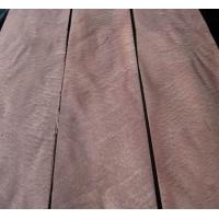 Quality Natural Sapele Pommele Wood Veneer For Projects for sale