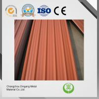 0.18mm Thickness PPGI Drainage Pipe Used With Pre-Painted Galvanized Steel
