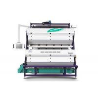 Quality LED Optical Agricultural Tea Leaves Color Sorter / Selecting Machine for sale