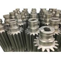 Quality Durable Mechanical CNC Turning Parts Non - Standard For Heavy Equipment for sale