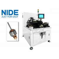 Quality Dynamic Armature Balancing Machine Semi Auto For Motor Rotor Testing for sale