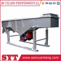 efficiency industrial powder vibro sifter equipment for herbal powder for sale
