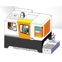 Quality Portable Rotary Transfer Machine , Eight Spindle Cnc Drilling Machine Center With Auto Lubrication Pump for sale