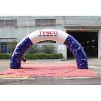 Quality Waterproof Small Inflatable Arch For Commercial Activities Customized Color for sale