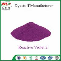 Quality Professional Fabric Dye  Violet PE CI Violet 2A 4 - 5 Lighting Fastness for sale
