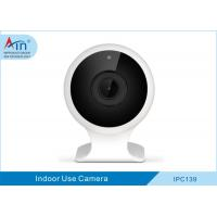 China Fish Eye Indoor Wifi Security Camera 180 Degree Built - In Microphone on sale