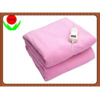 China Printed Electric Blanket on sale